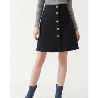 JILLSTUART - カフカ台形スカート