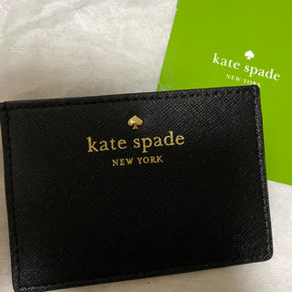 kate spade new york - 新品kate spade♠️ケイトスペードカードケース定期名刺入れ