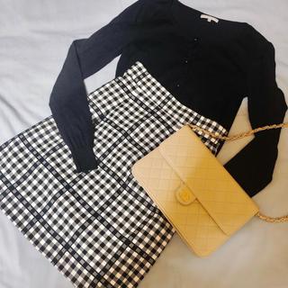 PROPORTION BODY DRESSING - 【セット売り♡】カーデ&チェックスカート