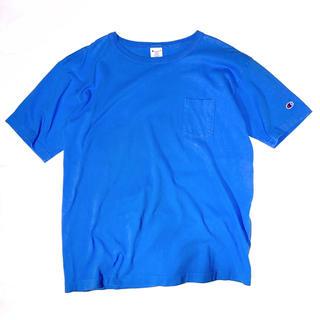 チャンピオン(Champion)の《無地》Champion チャンピオン ポケット Tシャツ T1011 USA製(Tシャツ/カットソー(半袖/袖なし))
