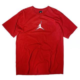 ナイキ(NIKE)の《00s》JORDAN ジョーダン Tシャツ ロゴ NIKE ナイキ USA製(Tシャツ/カットソー(半袖/袖なし))
