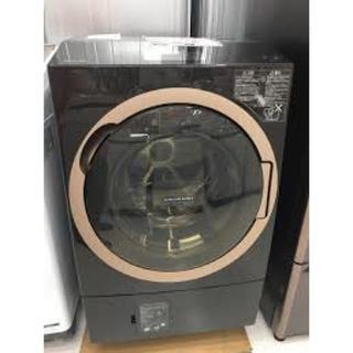 東芝 - tw-127x7R 東芝 ザブーン 洗濯機 ドラム式 グレインブラウン