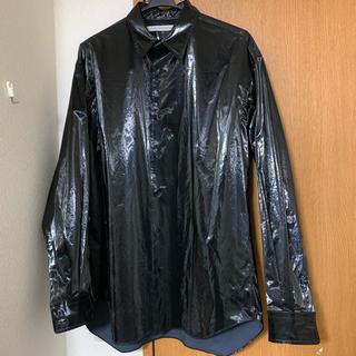 JOHN LAWRENCE SULLIVAN - コーティングシャツ 19aw サイズ46
