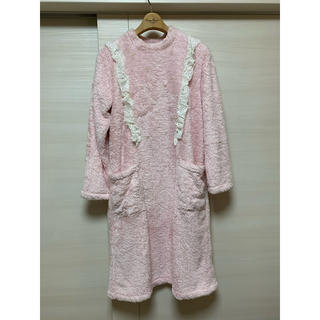 narue - ナルエー♡ルームウェアパジャマ♡ピンク色ワンピース 新品未使用♪