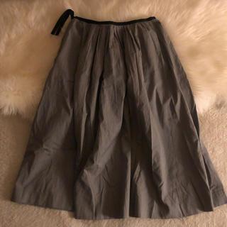 マーガレットハウエル(MARGARET HOWELL)のMHL マーガレットハウエル チェックスカート(ひざ丈スカート)