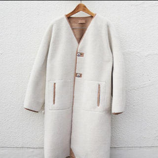 TODAYFUL - TODAYFUL Cocoon Boa Coat