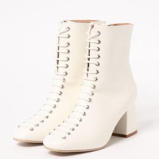 白ブーツ(ブーツ)