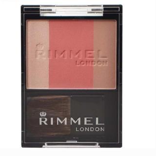 リンメル(RIMMEL)の【新品】リンメル モデリングフェイスブラッシュ 06(チーク)