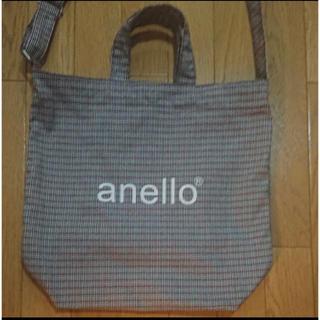 アネロ(anello)のanello 美品 ショルダートートバッグ(トートバッグ)