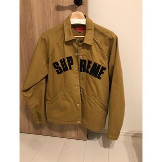 Supreme - supreme Snap Front Twill Jacket