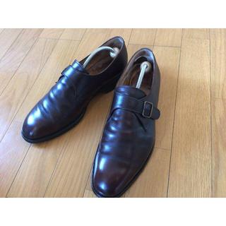 YANKO - YANKO ヤンコ ビジネスシューズ 革靴 モンク ストラップ