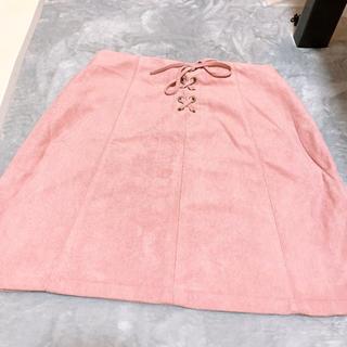コルザ(COLZA)の台形 ピンクスカート COLZA(ミニスカート)