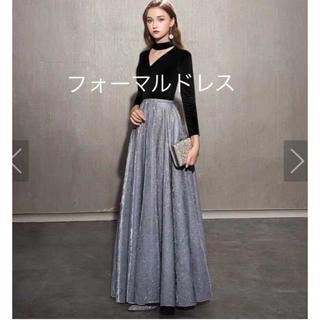 フォーマルシルバードレス(その他ドレス)