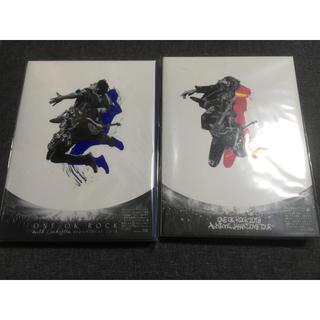 ワンオクロック(ONE OK ROCK)のONE OK ROCK Blu-rayx2 ※説明必読※(ミュージック)