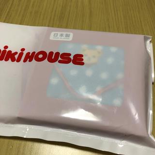 mikihouse - 新品 ミキハウス ハンカチ
