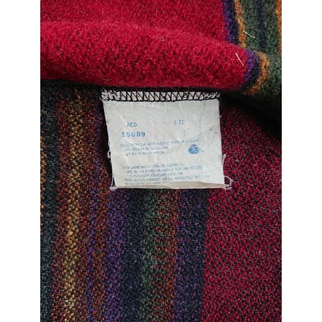 WOOLRICH(ウールリッチ)のWoolrichウールジャケット USA製 90s ドリズラー used 古着 メンズのジャケット/アウター(ブルゾン)の商品写真