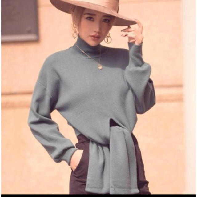 eimy istoire(エイミーイストワール)の新品未使用 エイミーイストワール レディースのトップス(ニット/セーター)の商品写真