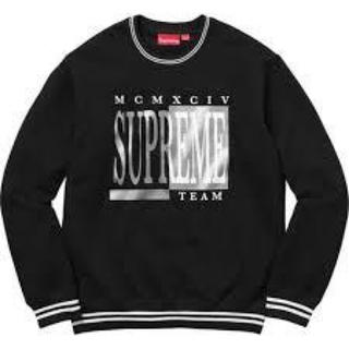 Supreme - SUPREME Team Crewneck