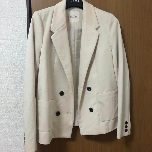 dazzlin(ダズリン)のダズリンのブレザー レディースのジャケット/アウター(テーラードジャケット)の商品写真