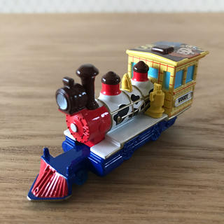 Disney - トミカ ディズニーランド ウエスタンリバー鉄道 ウッディ