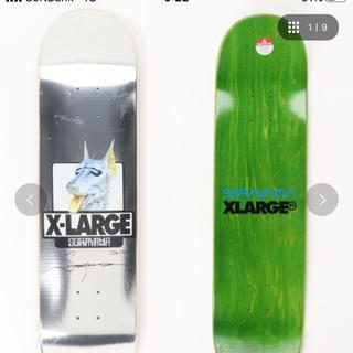 エクストララージ(XLARGE)のXLARGE × SORAYAMA コラボ(スケートボード)
