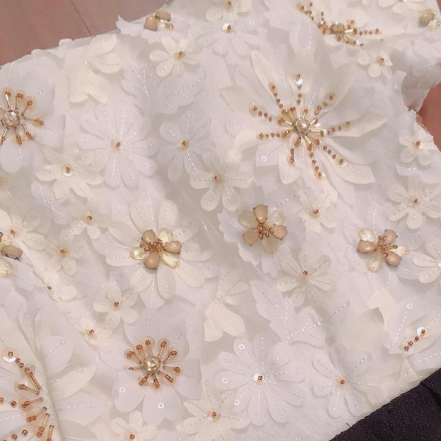 Lily Brown(リリーブラウン)の最終値下げ!【新品未使用美品】lily  brown ドレス レディースのワンピース(ひざ丈ワンピース)の商品写真