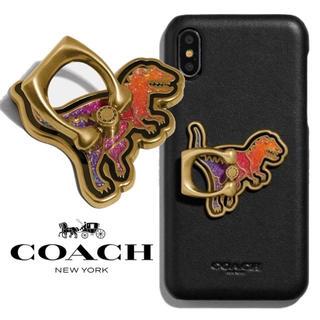 コーチ(COACH)の正規品◆コーチCOACH スマホリング(その他)