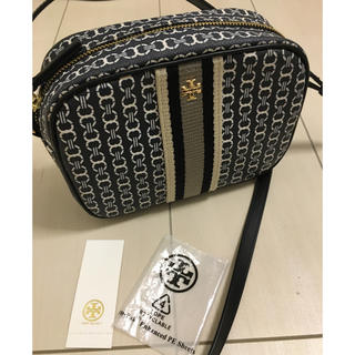Tory Burch - トリーバーチ バッグ GEMINI LINK CANVAS MINI BAG