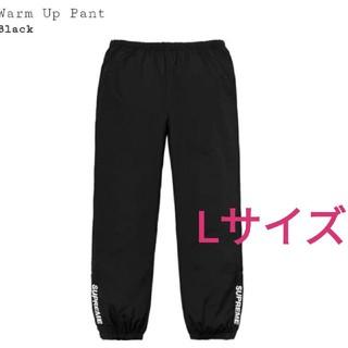 Supreme - 美品 18AW Supreme Warm Up Pant  Black