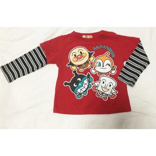BANDAI - アンパンマン ロンT Tシャツ 95サイズ