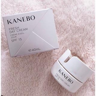Kanebo - フレッシュデイクリーム