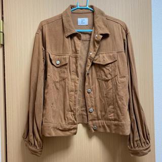 オリーブデオリーブ(OLIVEdesOLIVE)のジャケット(Gジャン/デニムジャケット)
