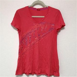 アディダス(adidas)の★プーマ★ Tシャツ スポ ーツウェア ヨガ ジム フィットネス L(Tシャツ(半袖/袖なし))