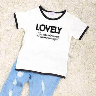 Rady - rady ちびrady for you LOVELY Tシャツ 新品未使用タグ付