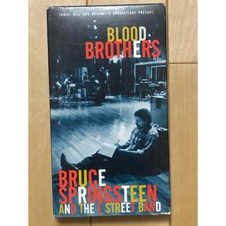 ブルース・スプリングスティーン「BLOOD BROTHERS」VHS