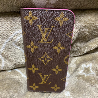 LOUIS VUITTON - ルイヴィトンiPhoneカバー