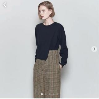 BEAUTY&YOUTH UNITED ARROWS - 【美品】roku kasane knit