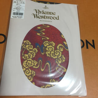 Vivienne Westwood - エスニック柄タイツ新品M〜L