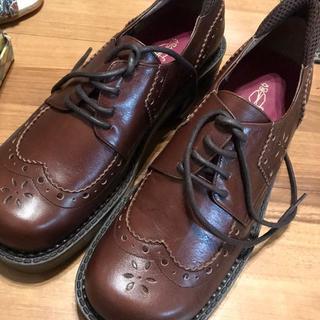 アシナガオジサン(あしながおじさん)のあしながおじさん オックスフォードシューズ 靴 M(ローファー/革靴)
