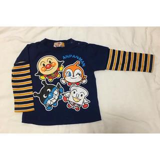 BANDAI - アンパンマン ロンT Tシャツ 90サイズ