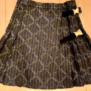 マークアンドロナ(MARK&LONA)のMARK&LONA プリーツ巻きスカート(ウエア)