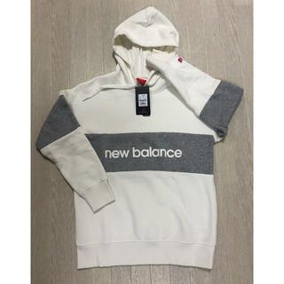 ニューバランス(New Balance)のnew  balance  パーカー(パーカー)