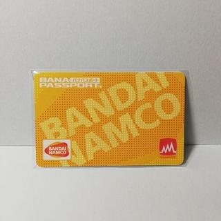 バンダイナムコエンターテインメント(BANDAI NAMCO Entertainment)の【Amusement IC】BANAPASSPORT(カード)