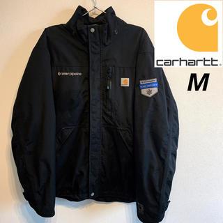 carhartt - ビンテージ 超レア カーハート 企業コラボ品 ワークジャケット 防寒