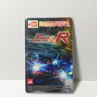 バンダイナムコエンターテインメント(BANDAI NAMCO Entertainment)の[湾岸6R稼働記念][Amusement IC]限定バナパスポート(カード)