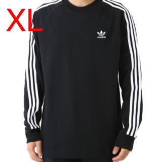 adidas - 【新品】アディダスオリジナルス 長袖Tシャツ サイズO(XL)ブラック