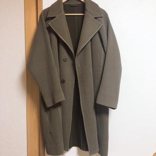 ISSEY MIYAKE - homme plisse issey miyake コート