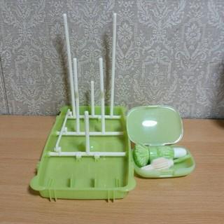 ベルメゾン(ベルメゾン)の携帯用 哺乳ビン洗浄セット(その他)