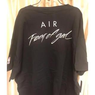 ナイキ(NIKE)の日本未発売 フィアオブゴッド  NIKE(Tシャツ/カットソー(半袖/袖なし))