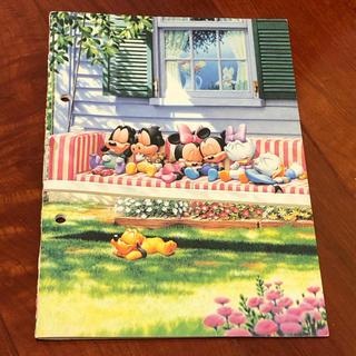 ディズニー(Disney)のディズニー ノート(キャラクターグッズ)